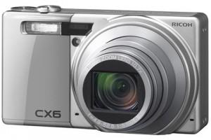 Ricoh CX6 silver