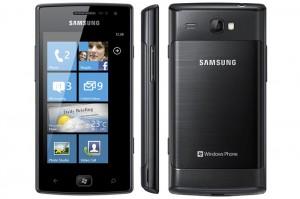 Samsung Omnia W