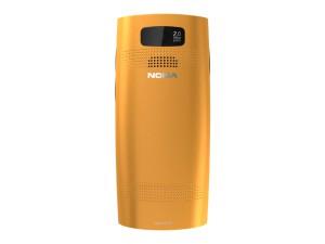 Nokia X2-02 orange back