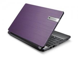 Gateway LT4004U purple
