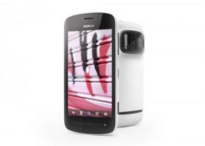Nokia 808 PureView white