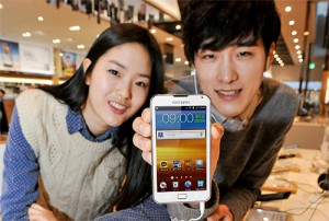Samsung Galaxy Player 70 Plus white