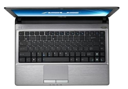 ASUS U32U keyboard