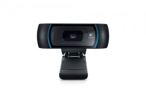 Logitech B910 HD Webcam front