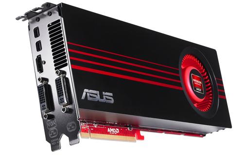 VGA-card ASUS AMD RADEON