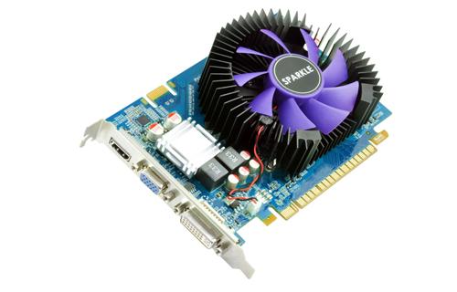 VGA-card Sparkle