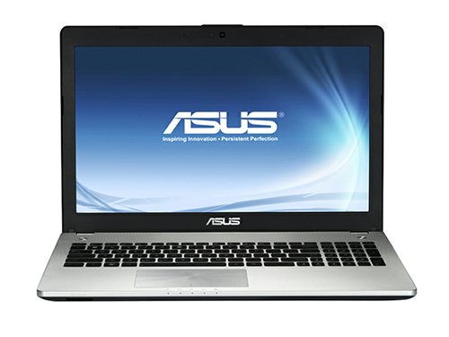 ASUS N56VM-S3610B front