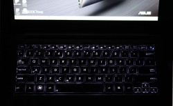 ASUS Zenbook UX31A keyboard backlight