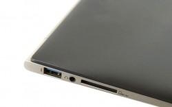ASUS Zenbook UX31A left ports