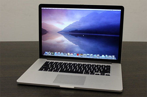 Apple MacBook Pro 2012 display