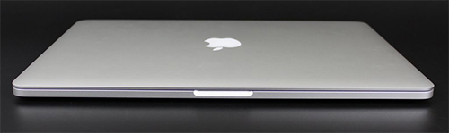 Apple MacBook Pro 2012 front
