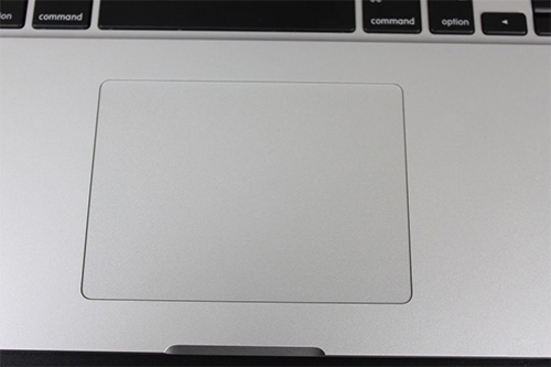 Apple MacBook Pro 2012 touchpad