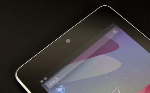 Фронтальная камера Google Nexus 7