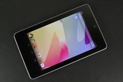 Дисплей Google Nexus 7