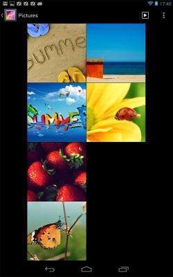 Фотогалерея Google Nexus 7