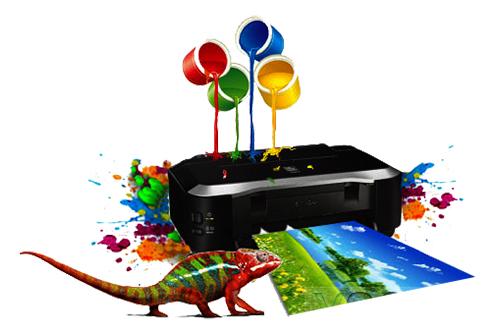 Заправка картриджей струйных принтеров