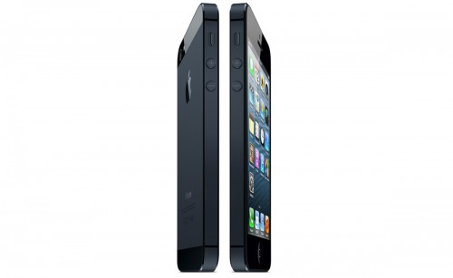 Левый торец Apple iPhone 5