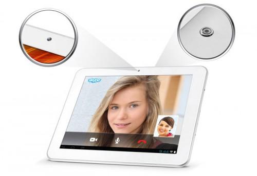 Камеры планшета GoTab GTi8