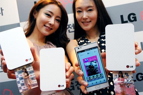 Презентация мини-принтера LG Pocket Photo
