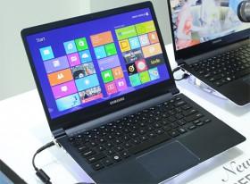 Samsung Series 9 на IFA 2012