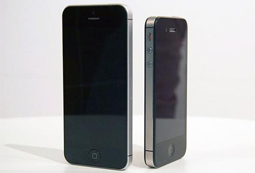 Сравнение iPhone 5 и iPhone 4s