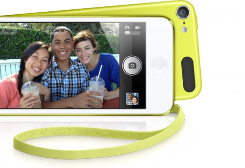 Камера iPod touch 5-го поколения