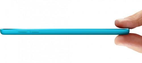 Толщина iPod touch 5-го поколения