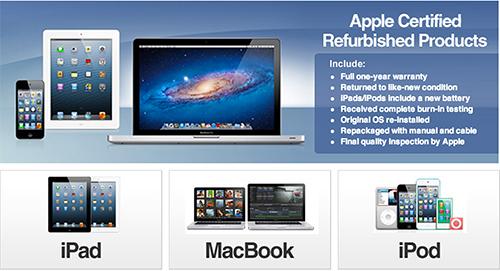 Refurbished Outlet Apple