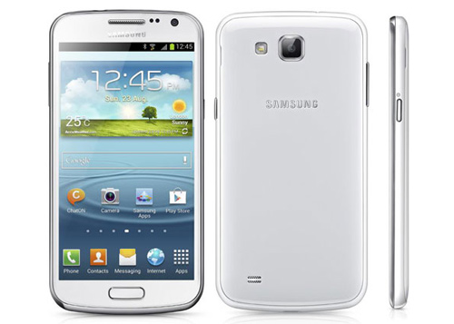 Samsung Galaxy Premier front back side