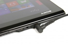 Sony VAIO Duo 11 charging