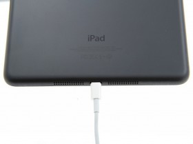 iPad Mini Lightning port