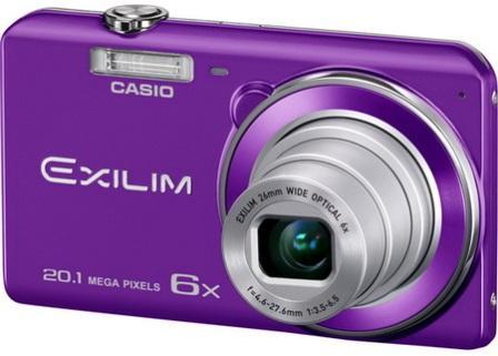 Casio Exilim EX-ZS30 1