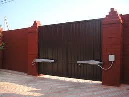 Самые практичные ворота в Туле