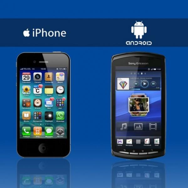 Android После Iphone