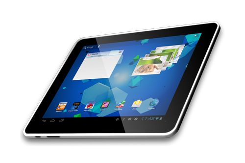 Cruz Tablet T510