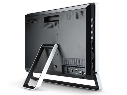 Acer AZ3770-F24D back ports