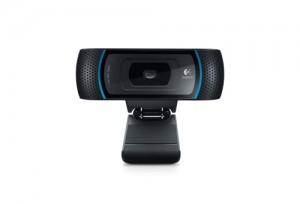 Logitech B910 HD Webcam front