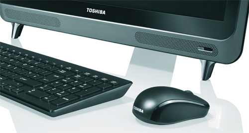 Toshiba LX830 mouse