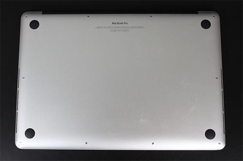 Apple MacBook Pro 2012 bottom