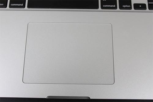 Apple MacBook Pro 2012 touchpad