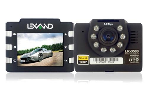 LEXAND LR-3500 front back
