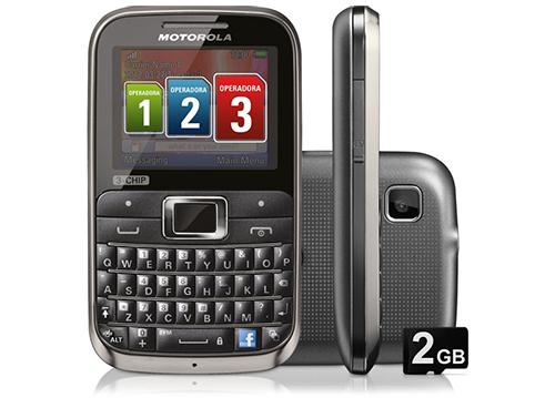 Motorola Motokey EX117 black