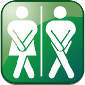 toilet finder app