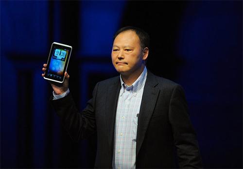 Презентация планшета HTC Flyer