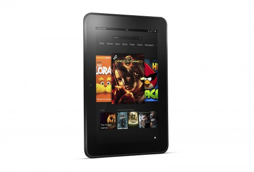 Планшетный компьютер Kindle Fire HD 8.9