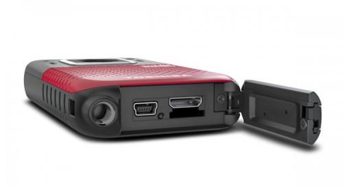 Интерфейсы портативной видеокамеры Toshiba Camileo BW20