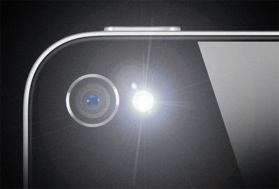 Вспышка iPhone