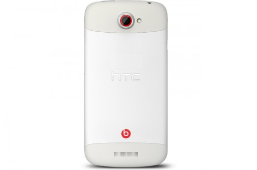 HTC One S Special Edition back