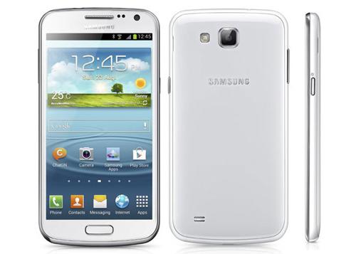 Samsung Galaxy Premier front back side