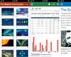 Office 365: теперь и для iPhone!
